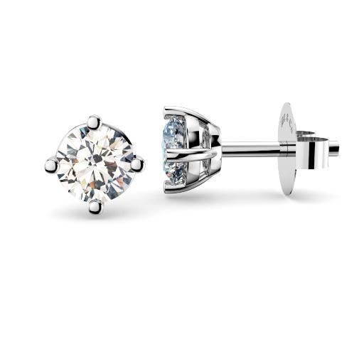 Sydney Diamond company stud diamond earrings